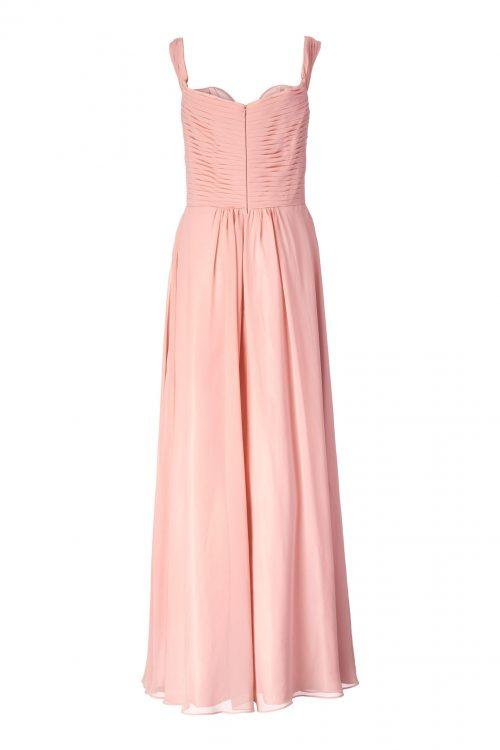 long bridesmaid dress