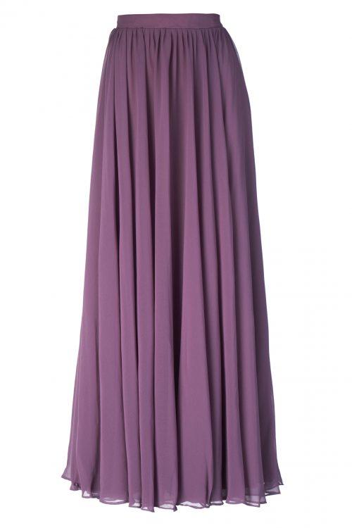 bridesmaid separates lily skirt