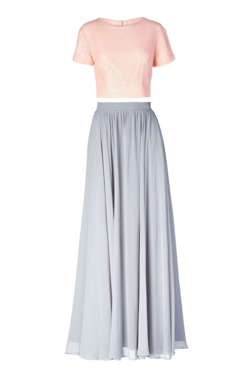 bridesmaid separates lily skirt carrie top