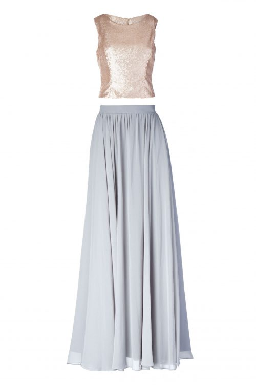 bridesmaid separates lily skirt evelyn top