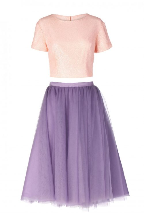 bridesmaid separates carrie top sarah skirt